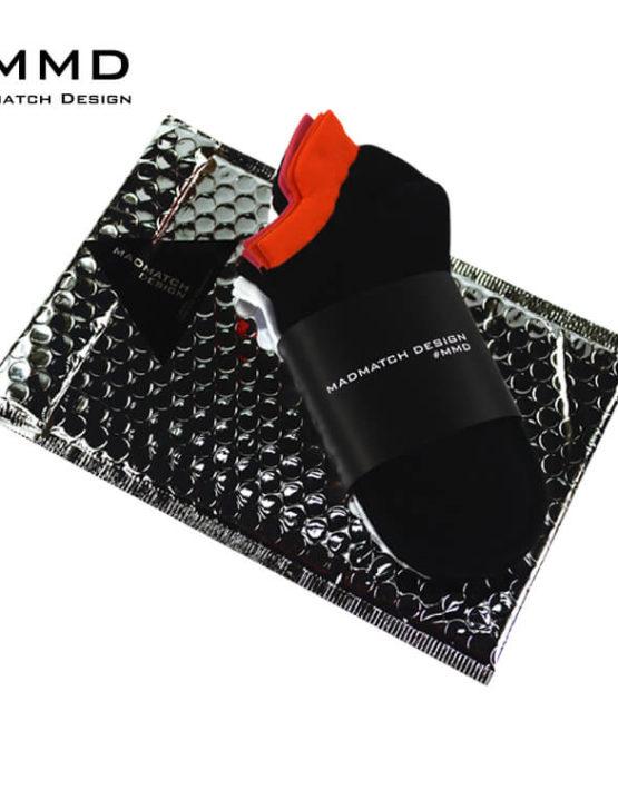 MMD 4er Pack Black and White